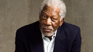 Pictures Of Morgan Freeman