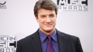 Pictures Of Nathan Fillion