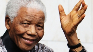 Pictures Of Nelson Mandela