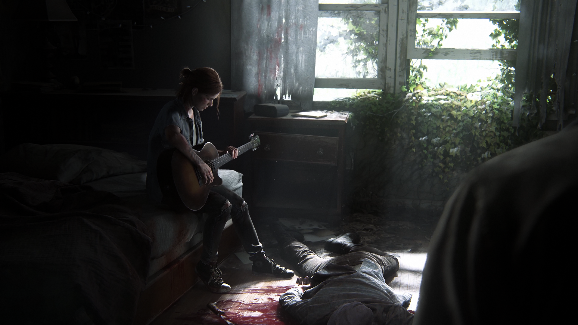 The Last Of Us Wallpaper 4k: The Last Of Us Part 2 Wallpapers Images Photos Pictures