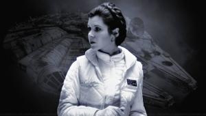 Princess Leia Background