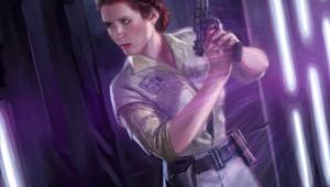 Princess Leia Hd Desktop