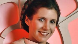 Princess Leia Hot