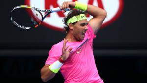 Rafael Nadal Widescreen