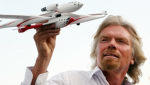 Richard Branson 4k
