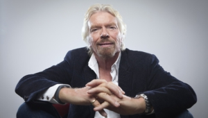 Richard Branson Photos