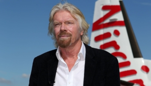 Richard Branson Wallpaper