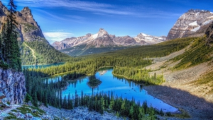 Rocky Mountains High Definition Wallpapers