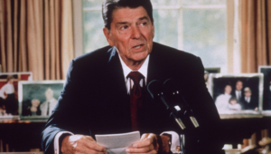 Ronald Reagan 4k