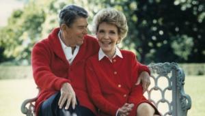 Ronald Reagan Background