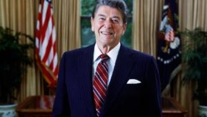 Ronald Reagan Hd Wallpaper