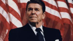 Ronald Reagan High Definition