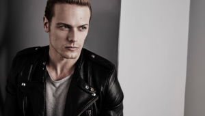 Sam Heughan Computer Wallpaper
