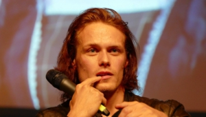 Sam Heughan High Definition