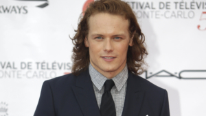 Sam Heughan High Definition Wallpapers