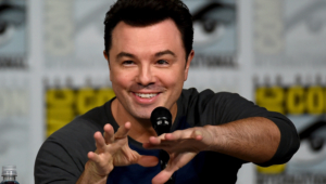 Seth Macfarlane Hd Background