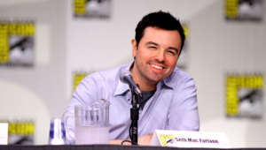 Seth Macfarlane High Definition