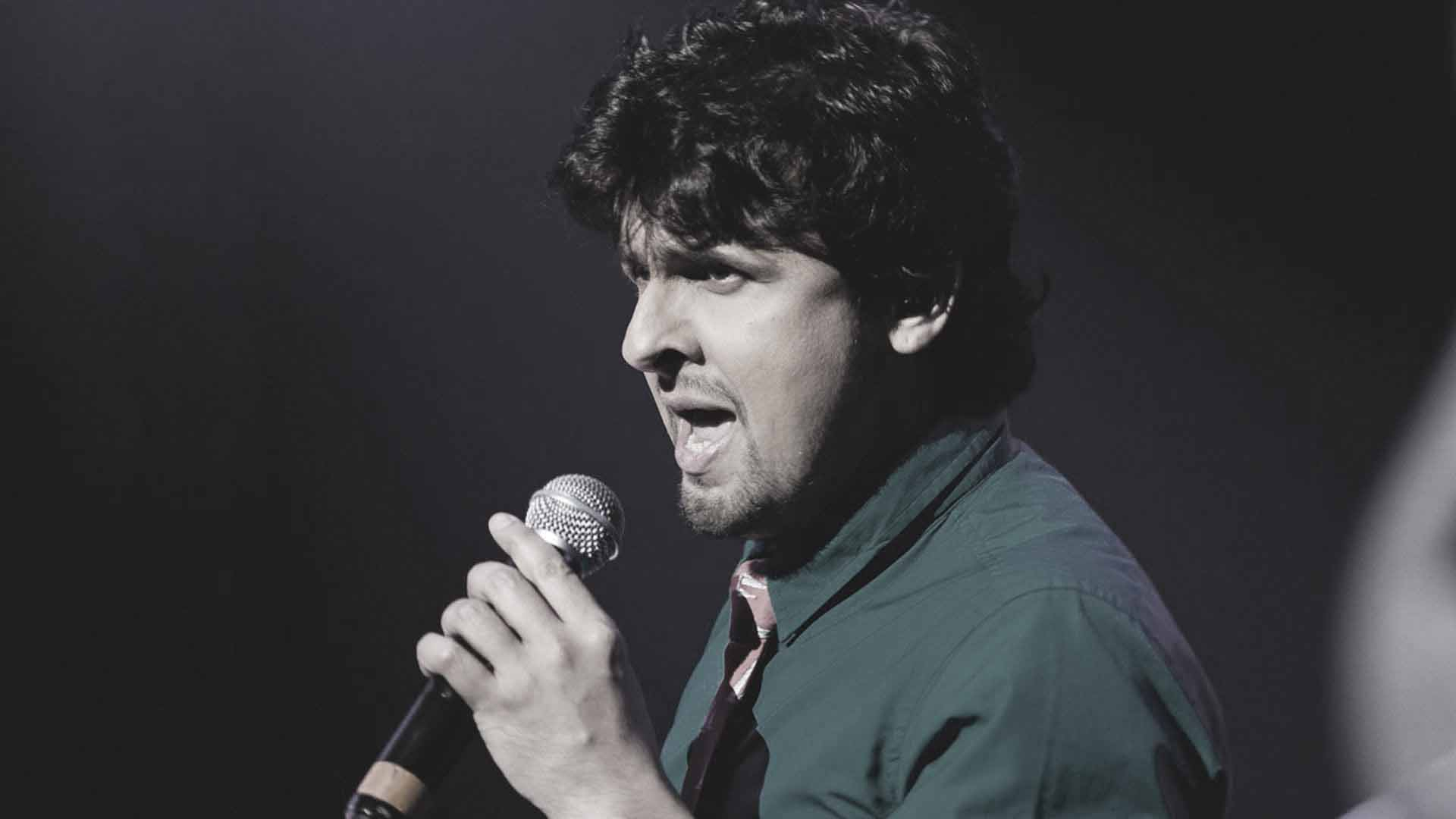 sonu nigam wallpapers images photos pictures backgrounds
