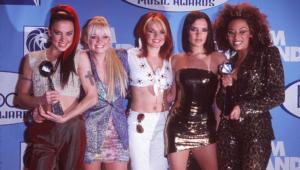 Spice Girls Background