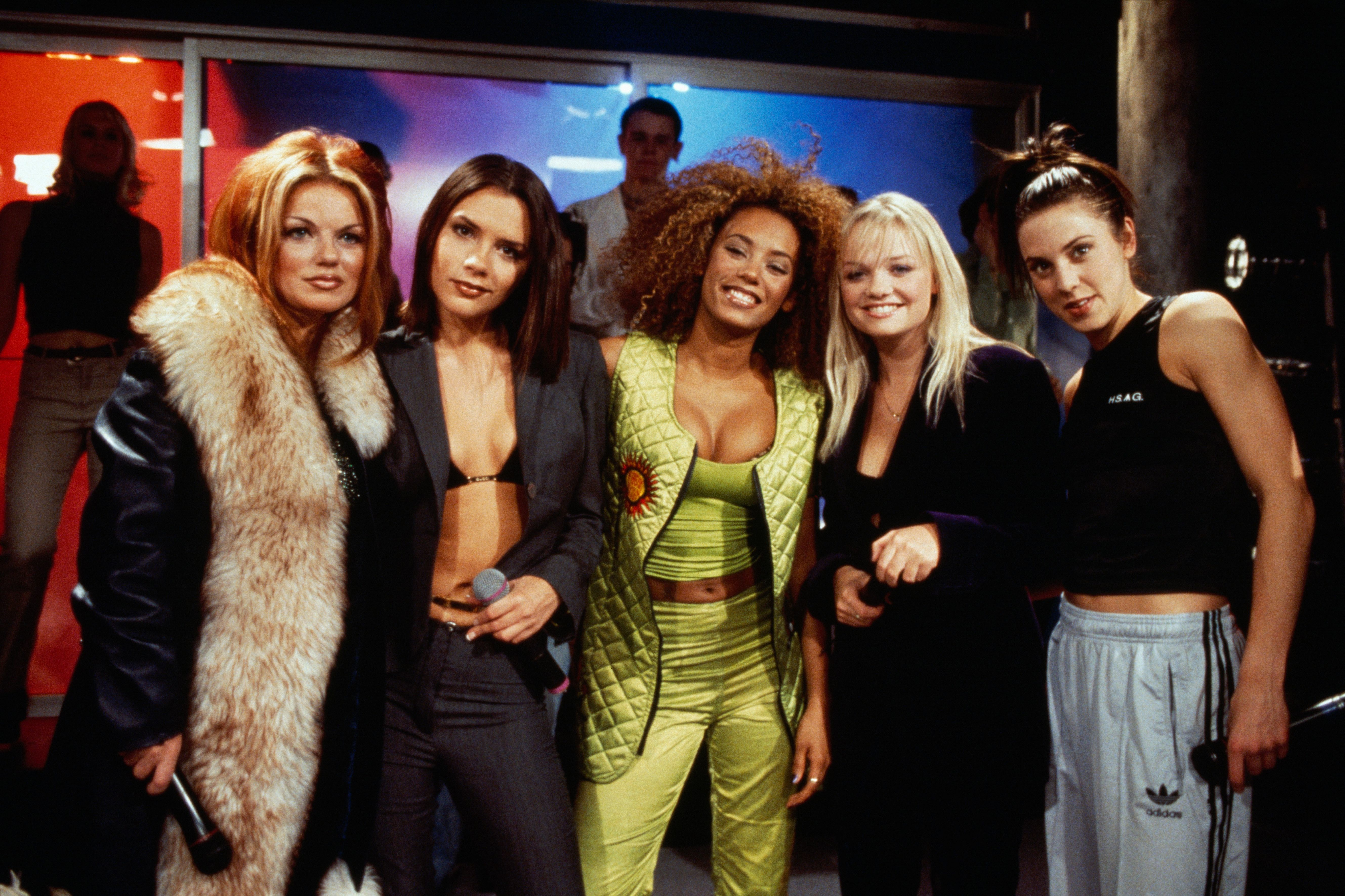 Spice Girls Wallpapers Images Photos Pictures Backgrounds