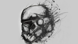Stormtrooper For Desktop
