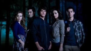Teen Wolf Background