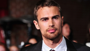 Theo James Images