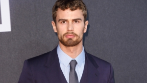Theo James Full Hd