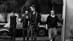 Tokio Hotel Hd Background