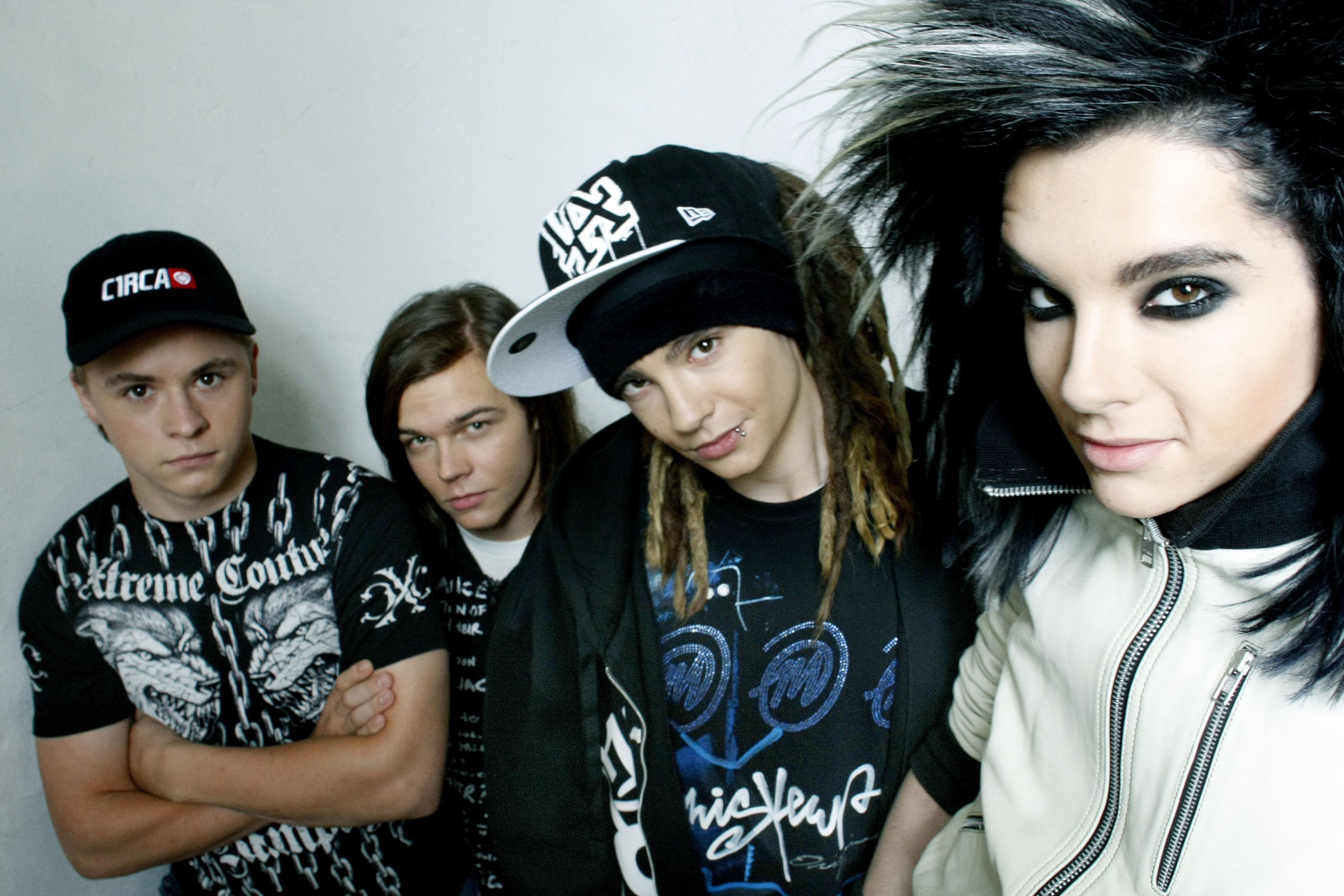 Tokio Hotel Wallpapers Images Photos Pictures Backgrounds