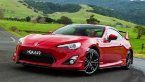 Toyota Gt 86 High Definition Wallpapers