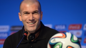Zinedine Zidane Computer Wallpaper