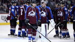 Colorado Avalanche Hd Background