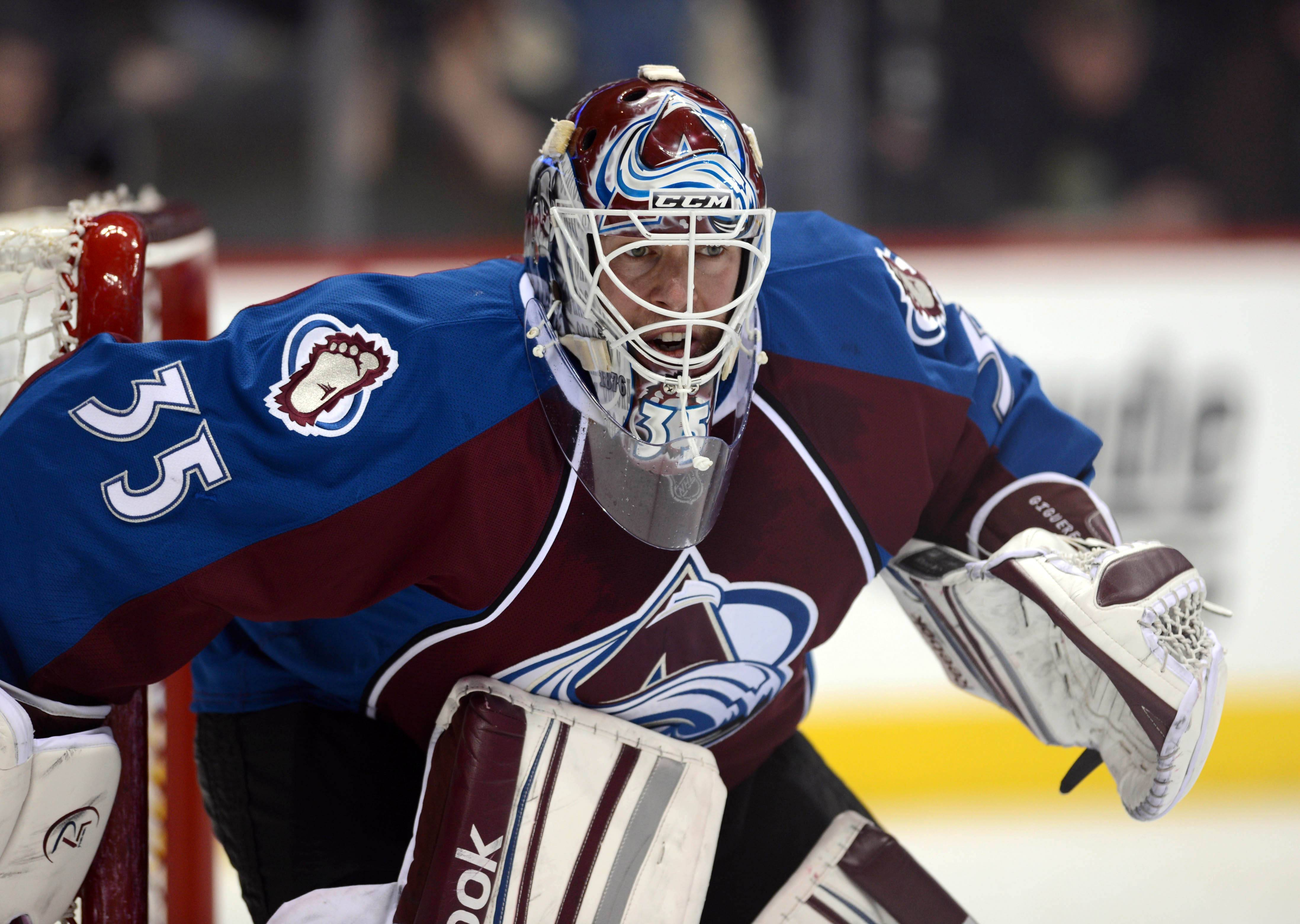 Colorado Avalanche Hd Wallpaper