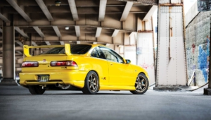 Acura Integra Type R Photos