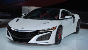 Acura Nsx Hd Wallpaper