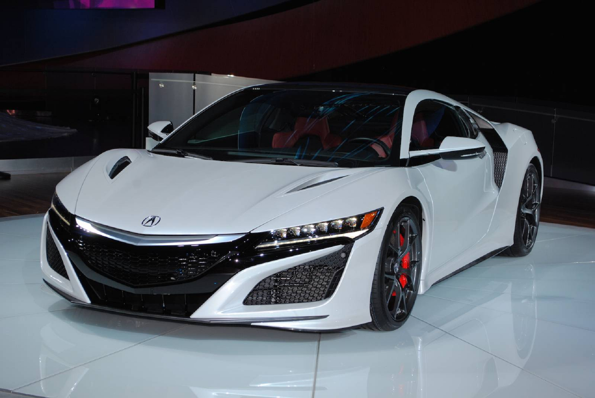 Acura NSX Wallpapers Images Photos Pictures Backgrounds