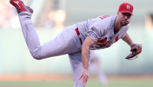 Adam Wainwright Hd Wallpaper