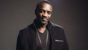 Akon Background