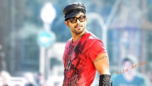 Allu Arjun Widescreen
