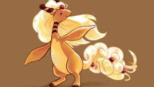 Ampharos Images