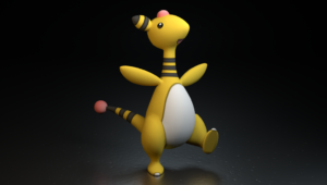 Ampharos Wallpaper