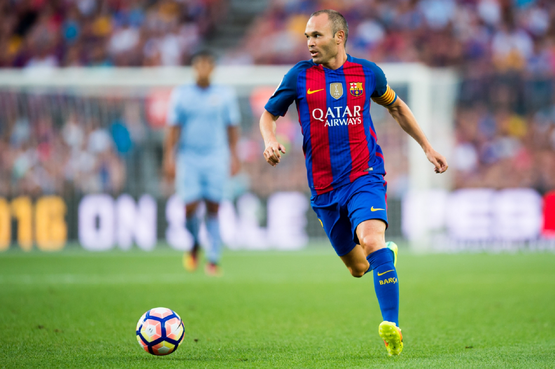 Andres Iniesta 2015 16 Amazing Skill Show HD - YouTube