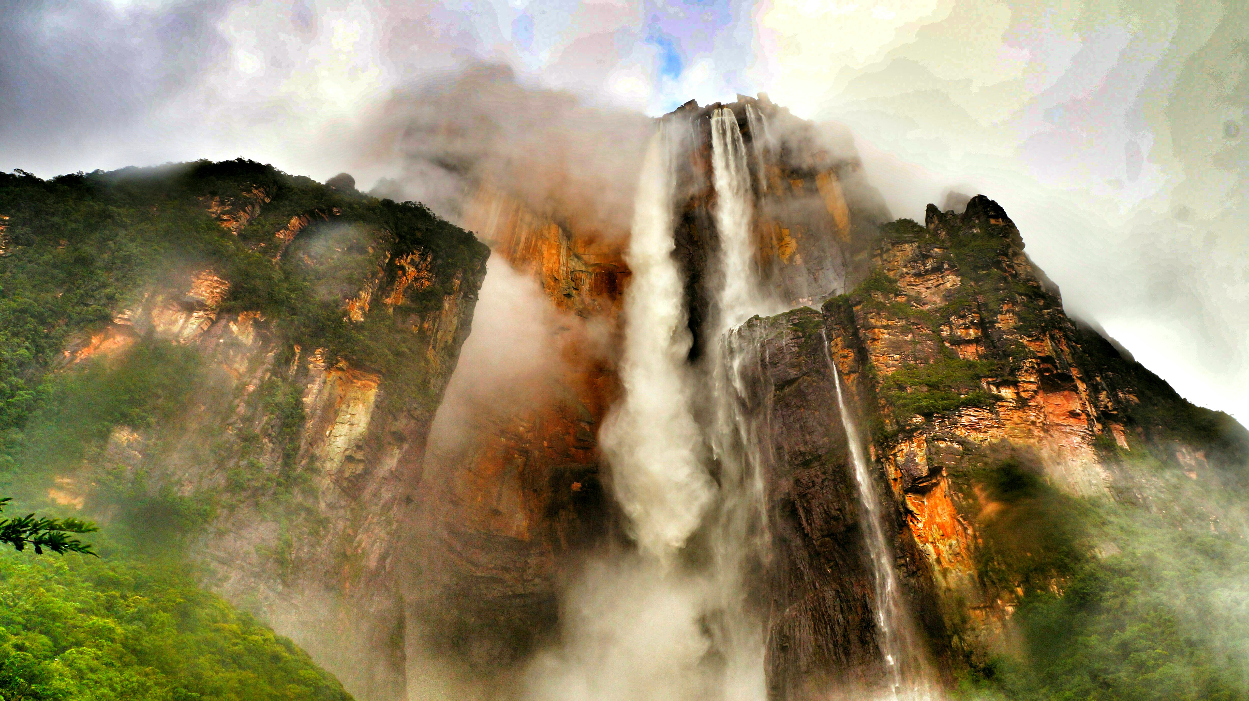 Angel Falls Wallpapers Images Photos Pictures Backgrounds