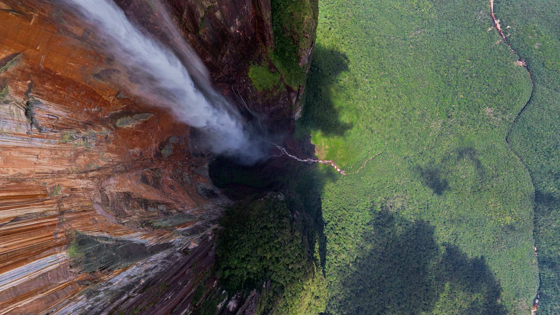 angel falls wallpaper - photo #16