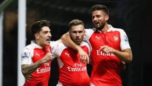 Arsenal 4k