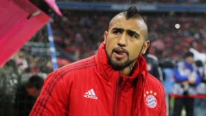 Arturo Vidal Hd Wallpaper