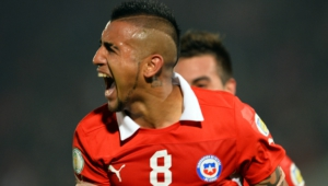 Arturo Vidal For Desktop