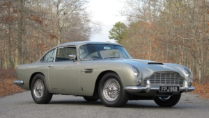 Aston Martin Db5 Widescreen