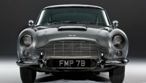 Aston Martin Db5 For Desktop